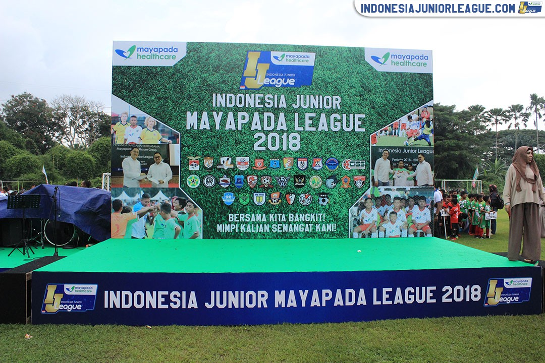 [11 FEB 2018] OPENING CEREMONY IJL MAYAPADA 2018