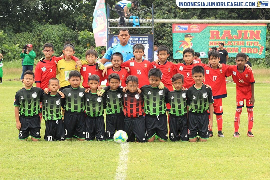 [U11 - 11 FEB 2018] ASIOP APACINTI VS SS GAGAK RIMANG