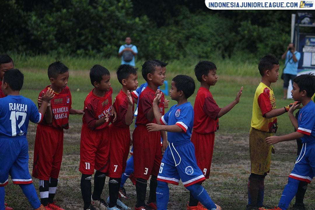 [U11 - 8 APRIL 2018] BHAYANGKARA TIGA RAKSA FS VS GELORA POETRA FC