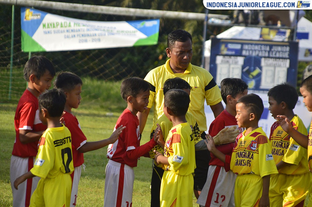 [U9 - 18 FEB 2018] INDONESIA RISING STAR VS BHAYANGKARA TIGARAKSA FS