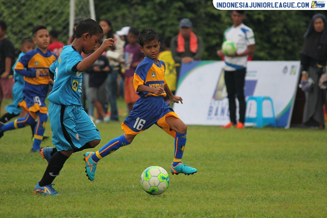 [U9 - 18 FEB 2018] PARUNG SOCCER SCHOOL VS METRO KUKUSAN