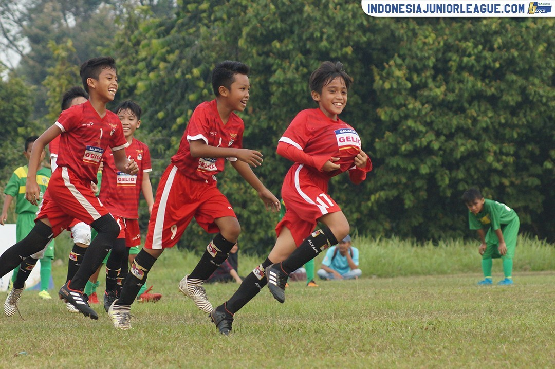 "Attar Abyaz Majid; ""Kartu As"" ASTAM U-11 di Babak Play-off Champions"