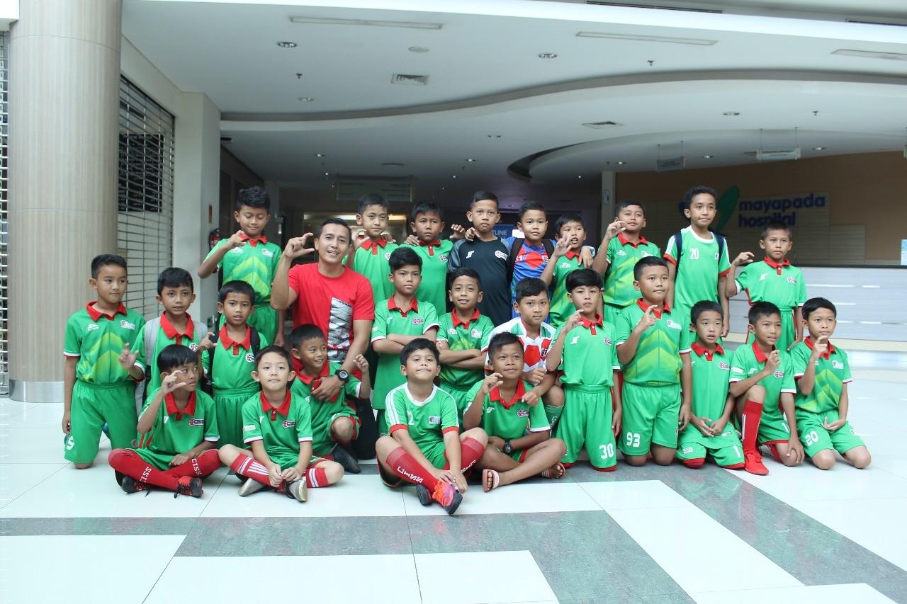 Menjamu SSB Pelita Jaya, CISS Soccer Skill U-11 Siap Buat Kejutan