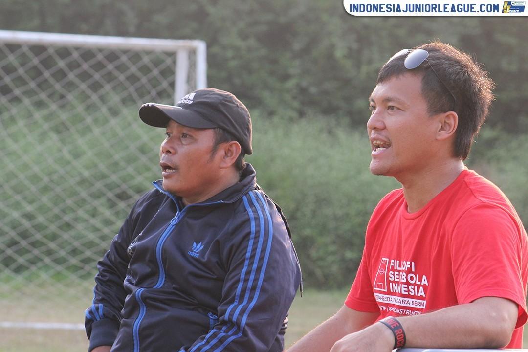 Duo Pelatih BMIFA-TIK TAK U-9 Nyaris Buat ASTAM Merana