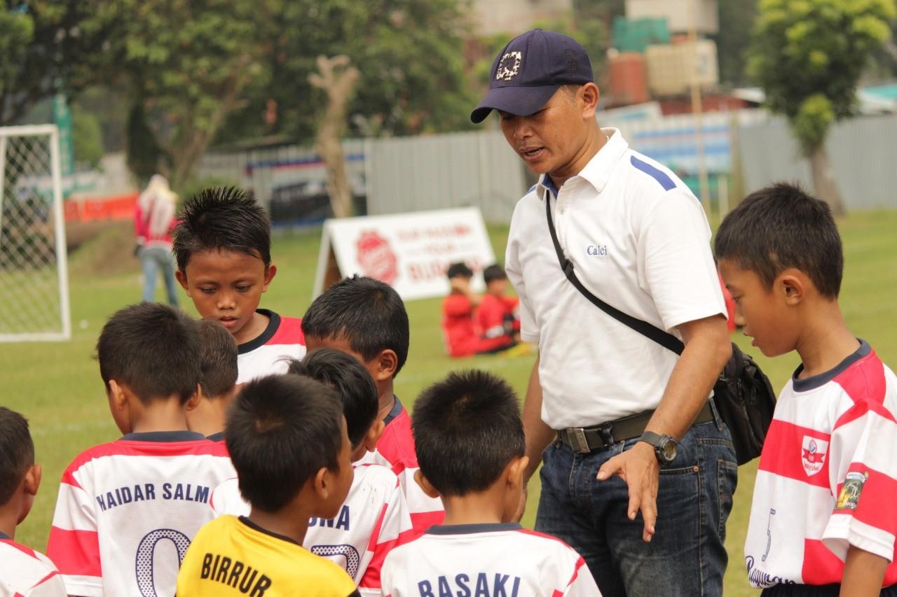 """""""Final Kepagian"""" Kontra ASTAM, Ini Reaksi Pelatih Ragunan Soccer School U-9"""