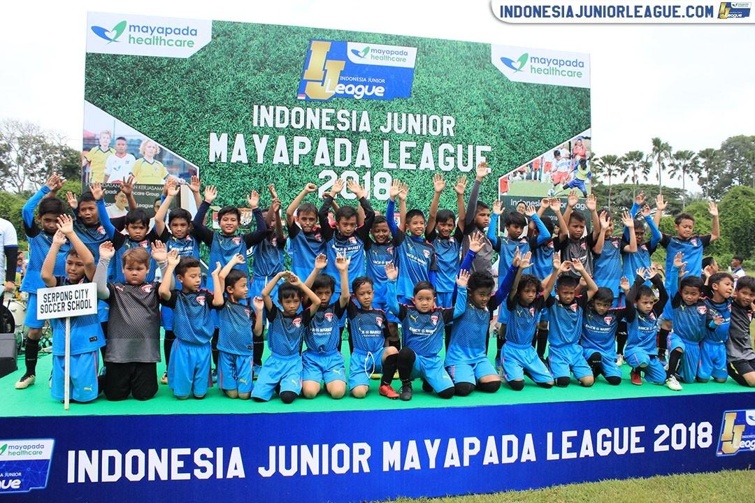 Terungkap Rahasia Lama di Balik Logo Anyar Serpong City Soccer School