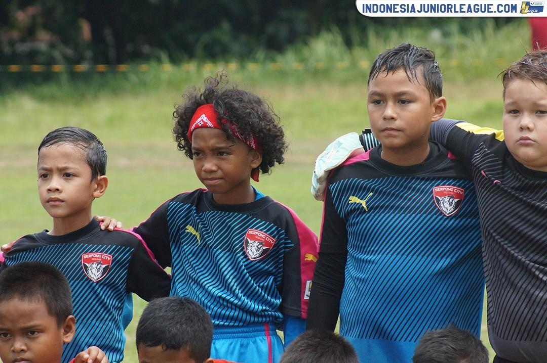 Penghormatan untuk Ayah Diego Jason Yerikho, Motivasi Serpong City U-9 Berlipat Ganda