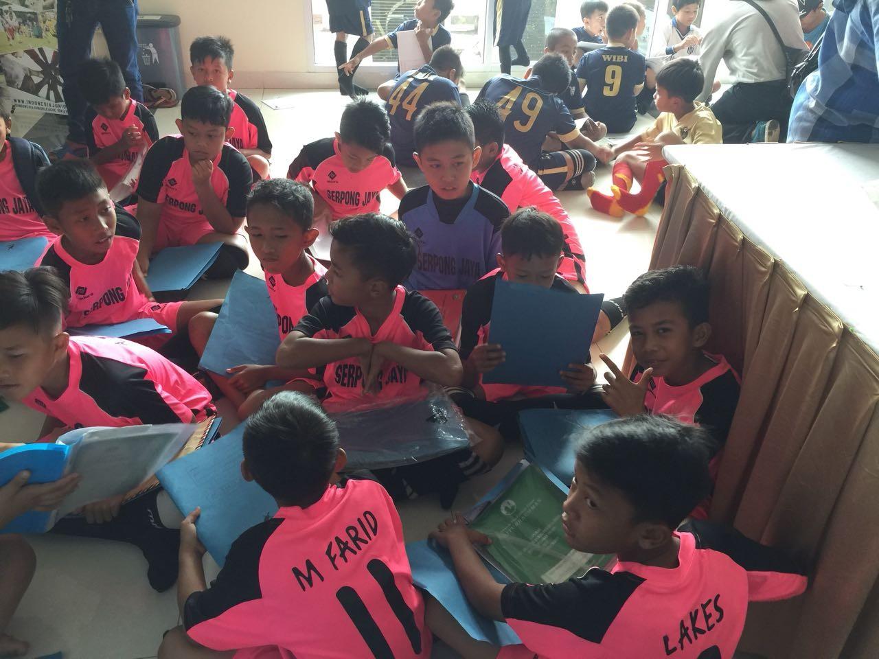 Jalani Dua Laga Krusial dalam Sehari, Serpong Jaya U-11 Mengaku Beruntung
