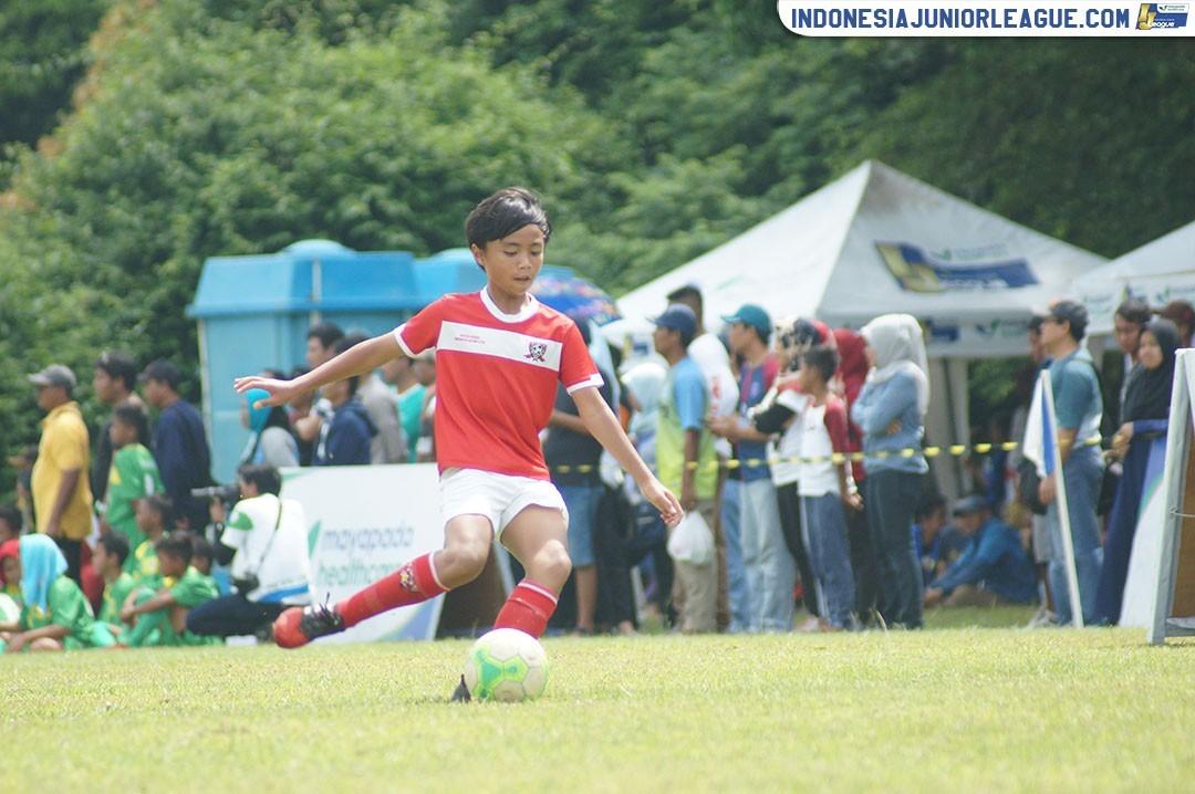 M Farrell Rasya; Tidak Salah Pilih Nomor 10 di Indonesia Rising Star U-11