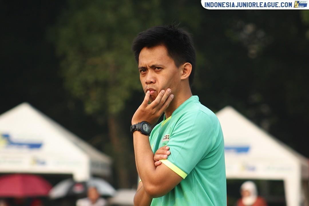 Juru Taktik CISS Soccer Skill Bongkar Alasan Jagokan Putra Sejati