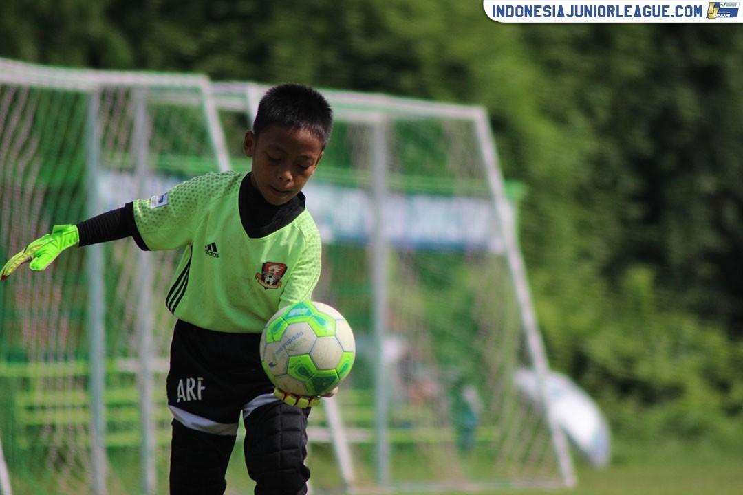Duel Bola Udara Bukan Masalah untuk M Arfan Herdiansyah