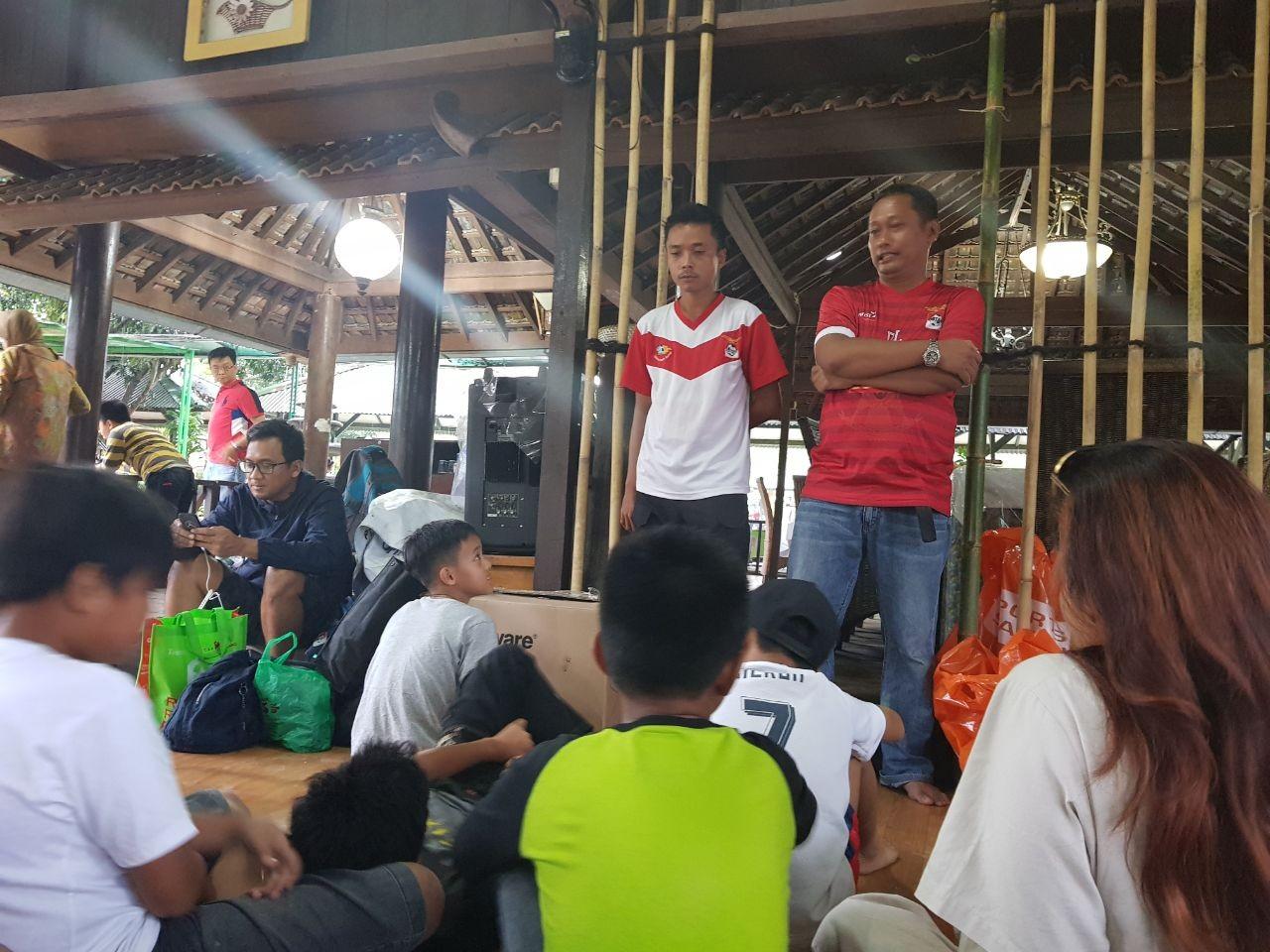 Acara Outbond Semarakkan Persiapan ASTAM U-11 Jelang Kick-Off IJL Mayapada