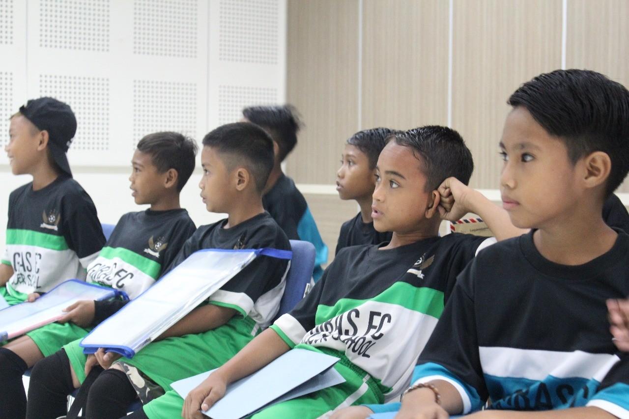 """Derby Della Capitale Kontra ASIOP Apacinti, Giras FC Berharap Bantuan """"Si Pitung"""""""