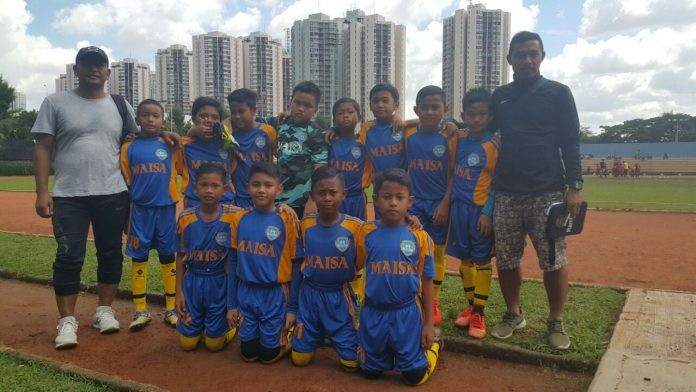 Maisa Bekasi U-11 Ingin Harumkan Nama Kota Patriot di IJL Mayapada 2018