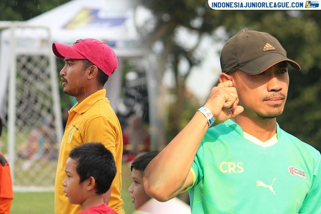 Duel Dua Sahabat di Laga Indonesia Rising Star vs CISS Soccer Skill