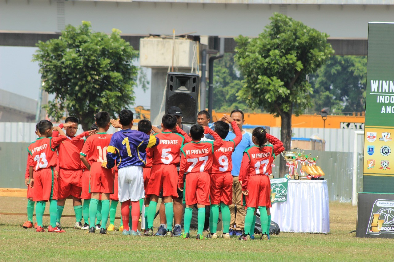 Ingin Langsung Tancap Gas, M'Private Soccer School Bidik Pro:Direct Academy