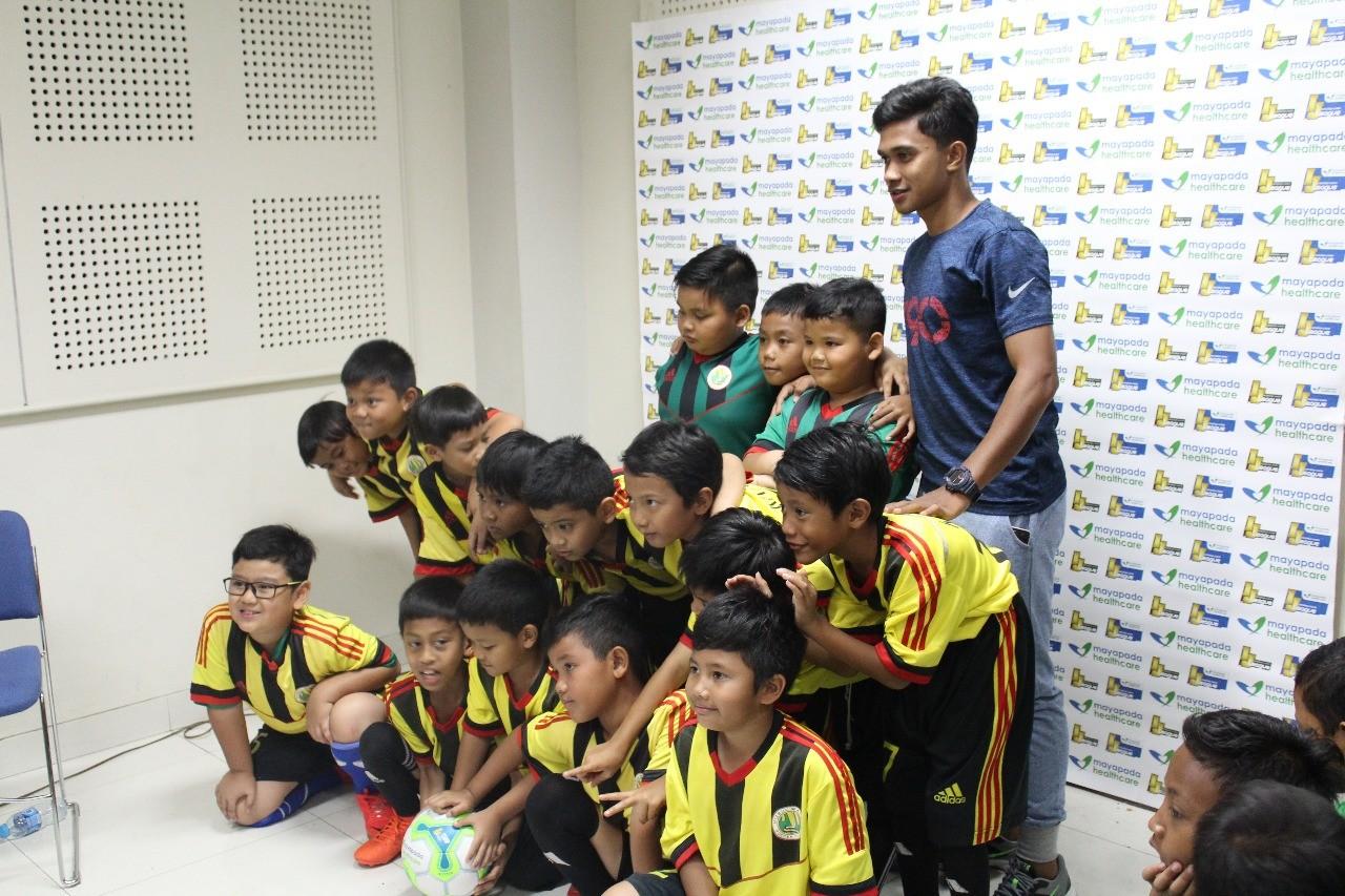 """Hizbul Wathan Soccer Club U-9 Tak Sabar """"Hantui"""" Skuat SSB Salfas Soccer"""