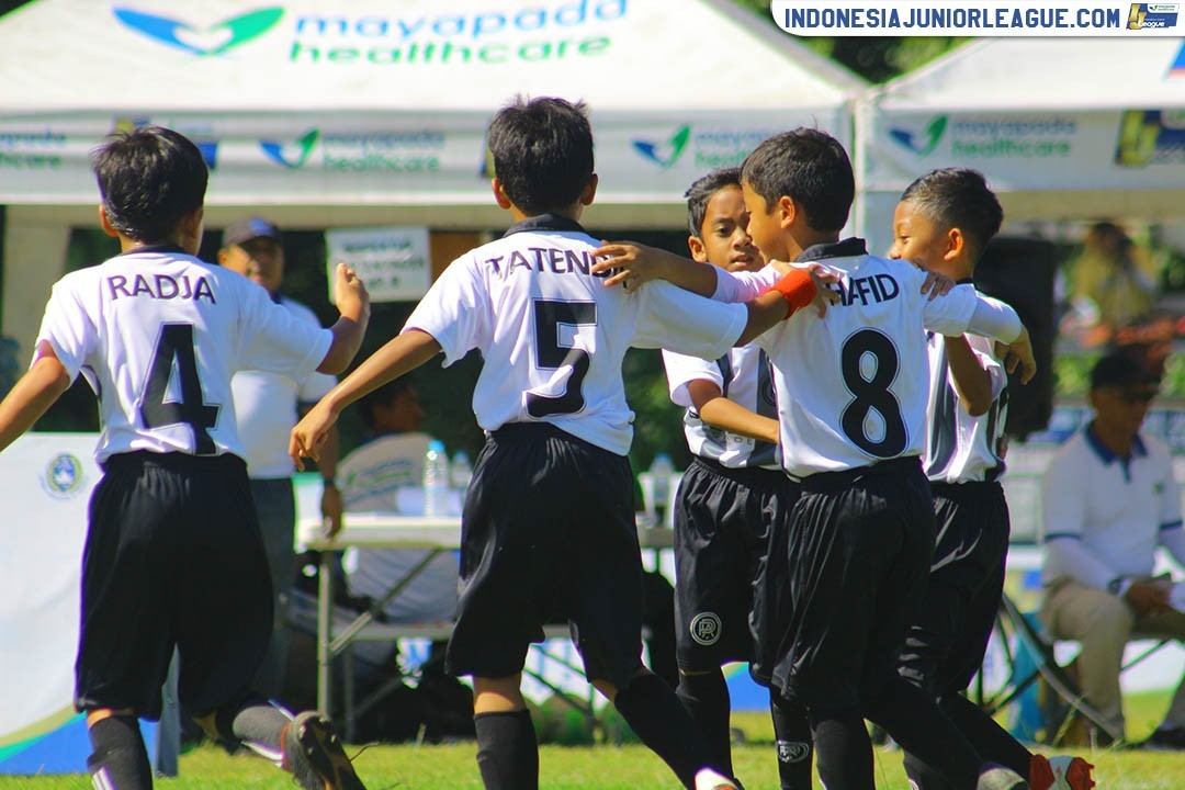 Pro:Direct Academy U-9 Enggan Gantungkan Nasib ke Tim Lain
