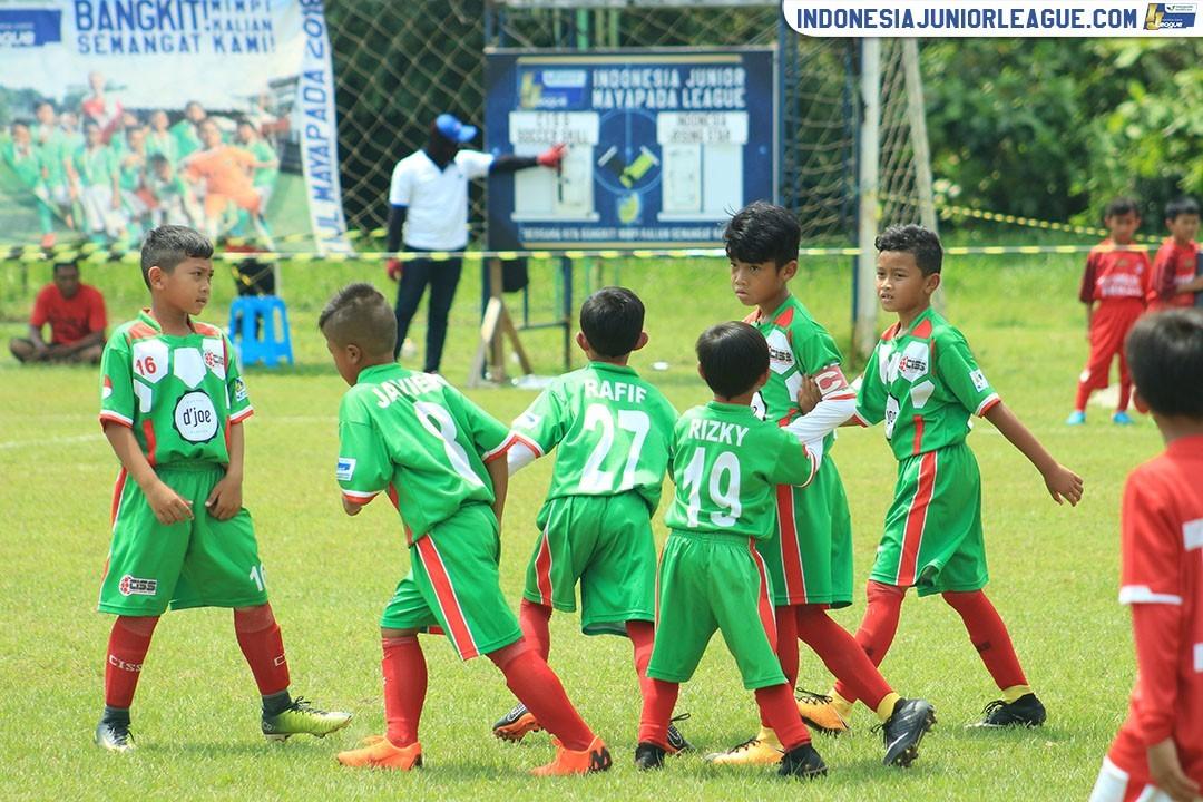 Titik Penalti Masih Jadi Pekerjaan Rumah untuk CISS Soccer Skill