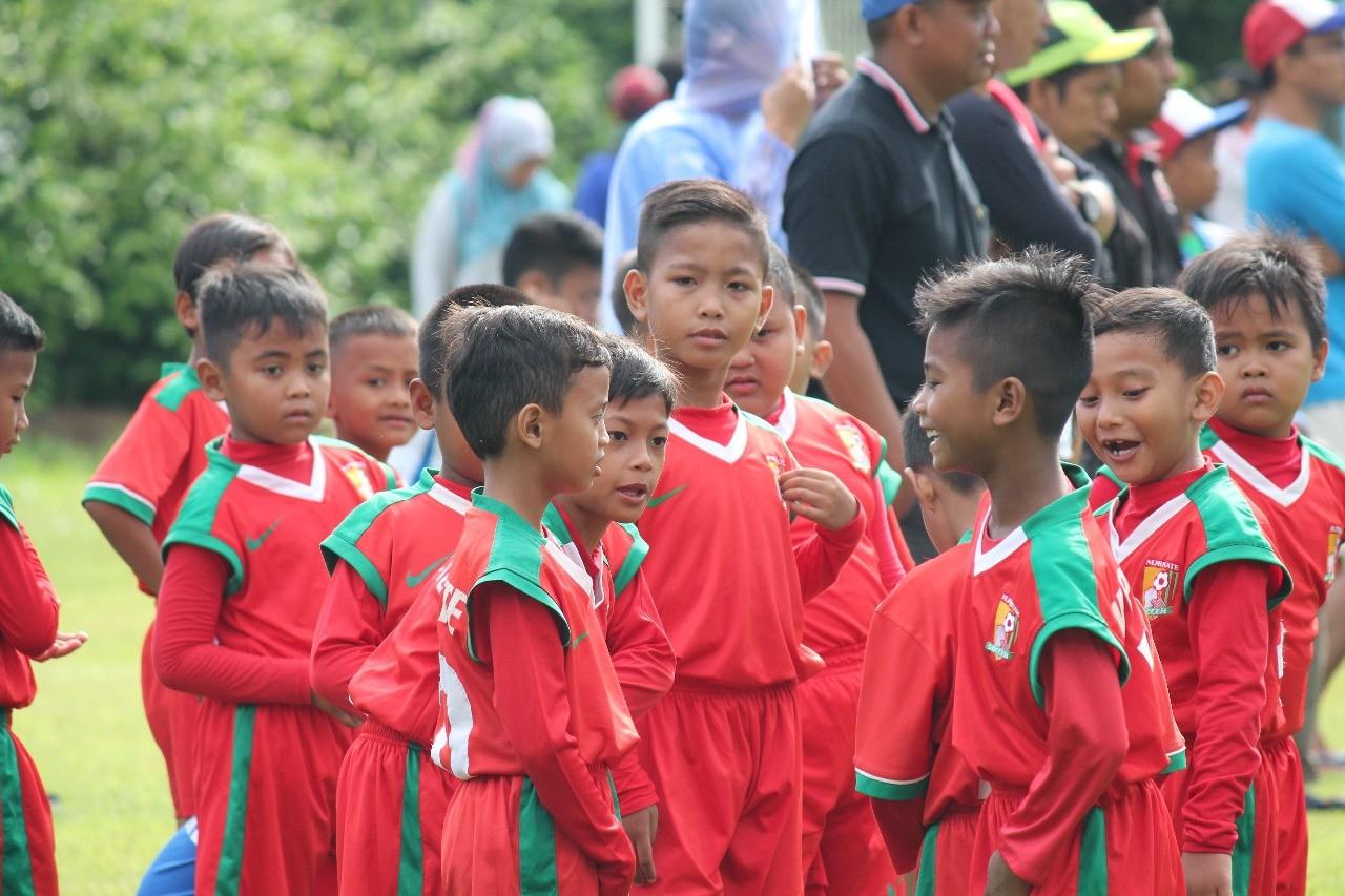 Ada Peran Besar Trio IJL Elite di Balik Aksi Gemilang Skuat M'Private Soccer School U-9