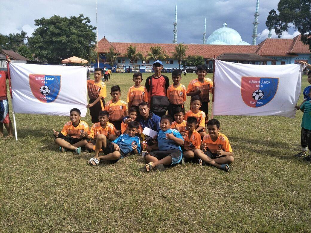 Garuda Junior Kepakan Sayap, Laskar Pelangi Soccer Diterpa Badai