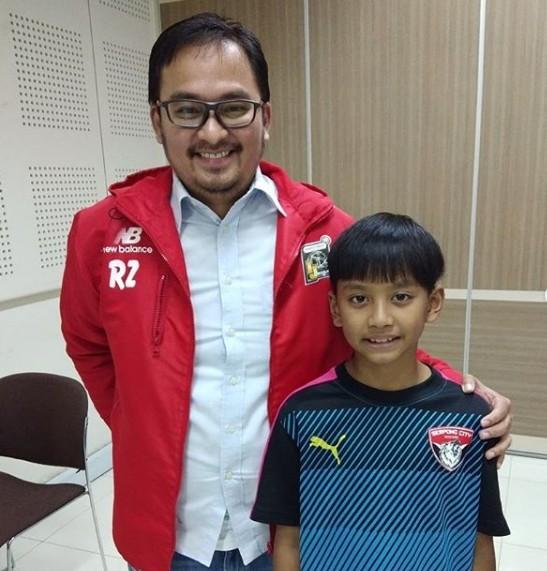 Usai Jalani Screening Pemain ala IJL Mayapada, Juru Gedor Serpong City Soccer School Beberkan Fakta Unik