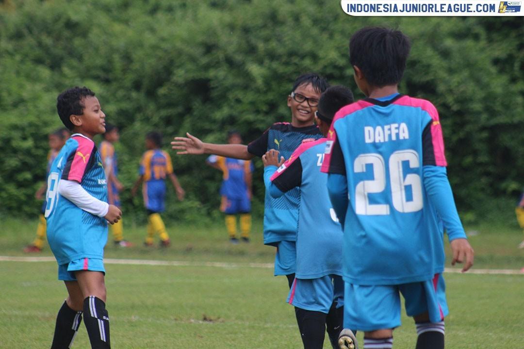 "Serpong City U-11 Masih ""Malu-malu"" Kudeta Maesa Cijantung"