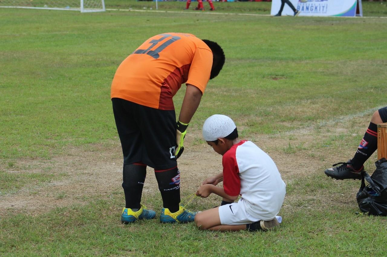 Jangan Ragu Belajar dari Samir Affan Wiguna, Pemain ke-10 Garuda Muda Soccer Academy