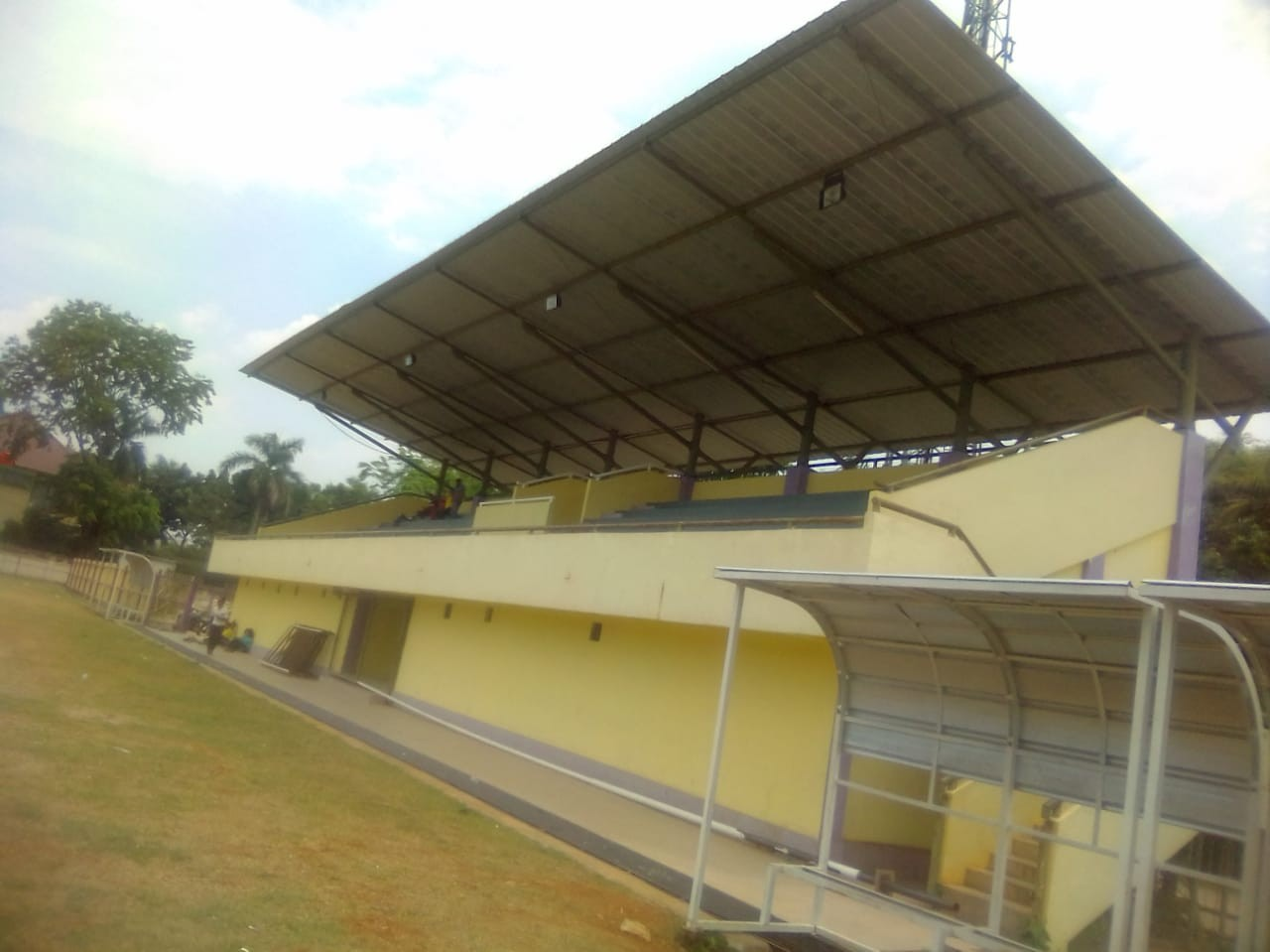 Stadion Mini Cisauk Sambut Kedatangan Indonesia Junior League