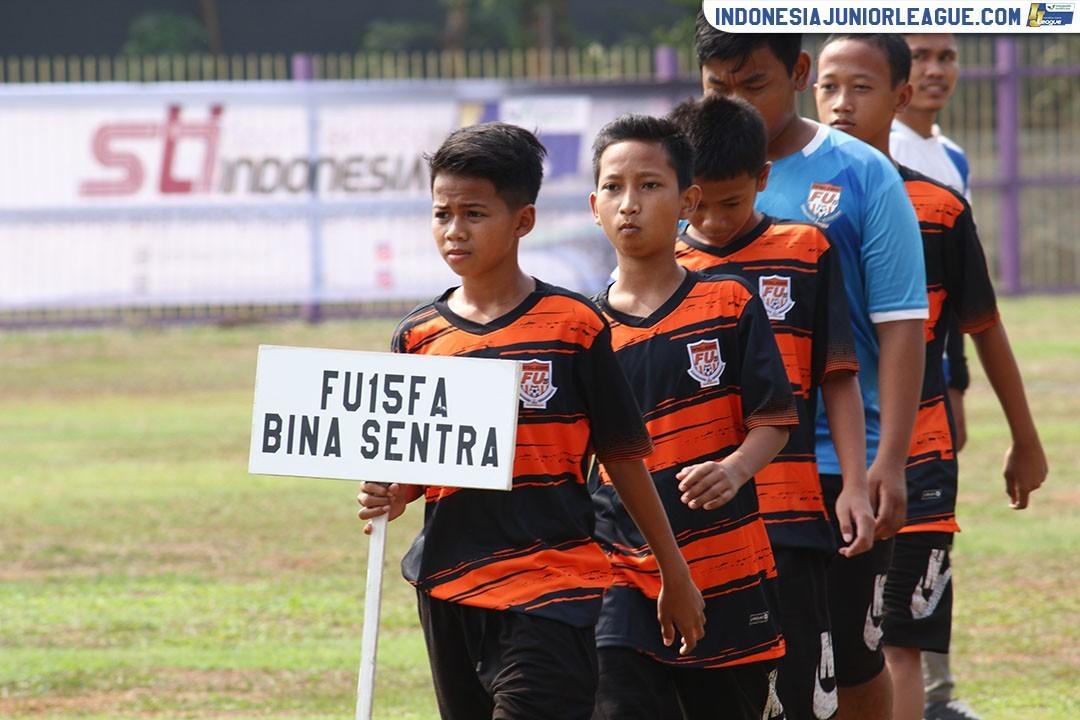 """Jumpa CISS, FU15FA Bina Sentra Ingin Lepas dari """"Kutukan"""""""