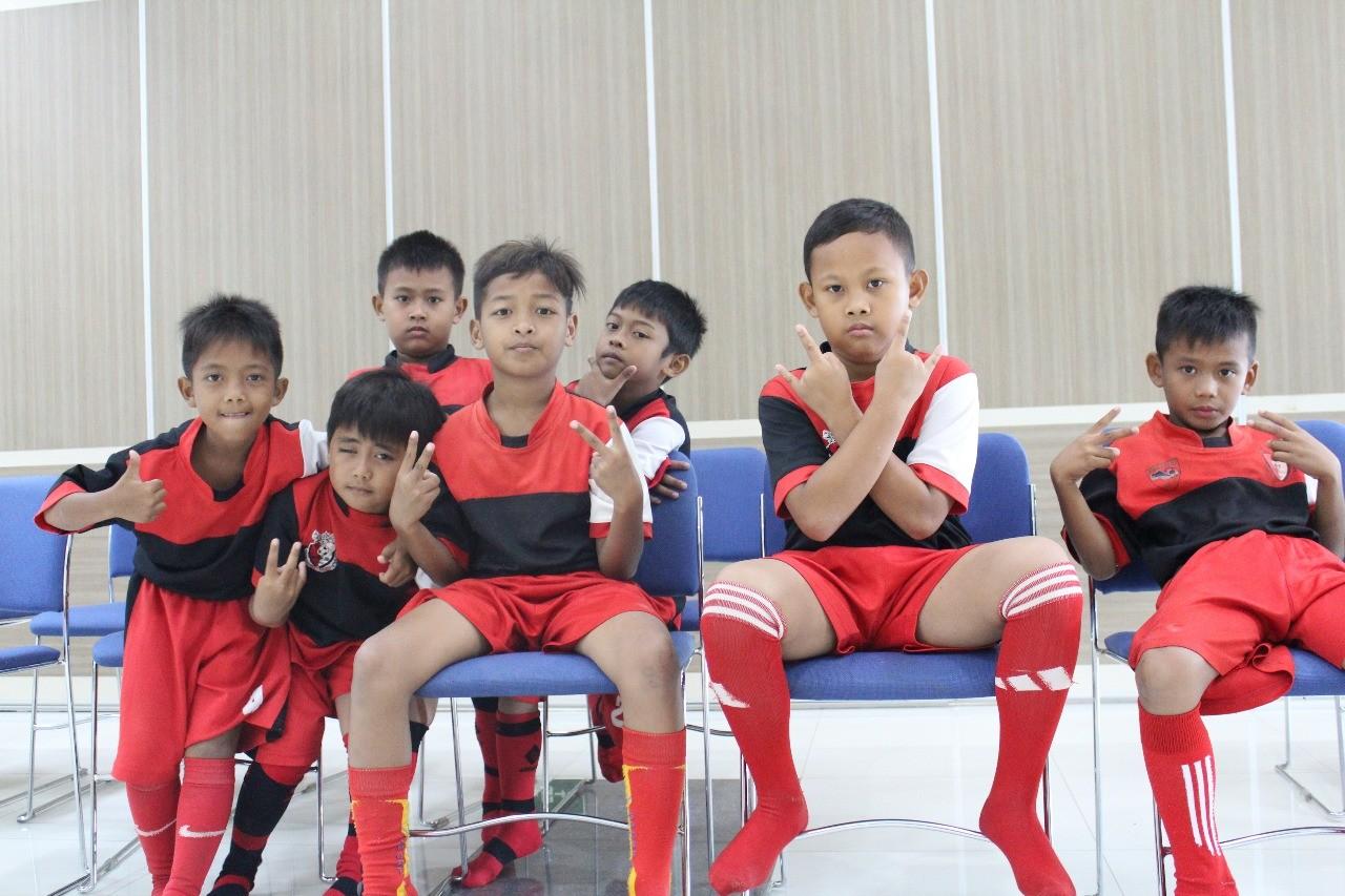 Laga Derby Tersaji di Grup A Phenomenon, Ini Komentar Pelatih Serpong Jaya U-9