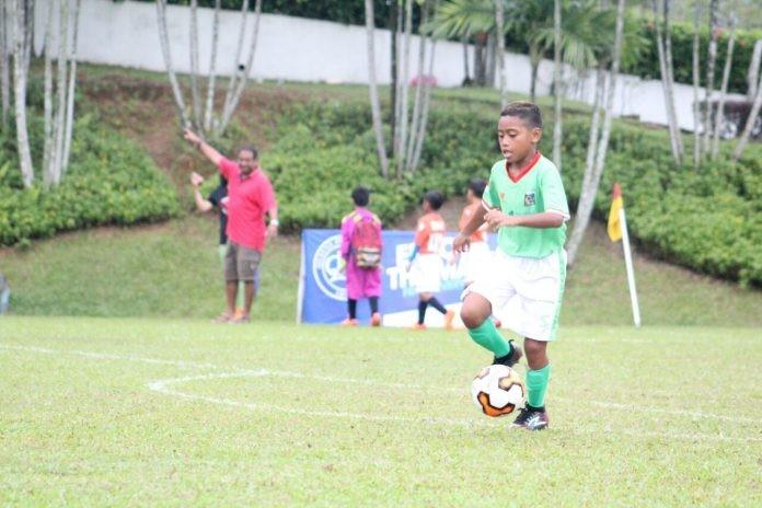 Ada Nama Nuno Leoporto di Balik Persiapan Ragunan Soccer School U-11