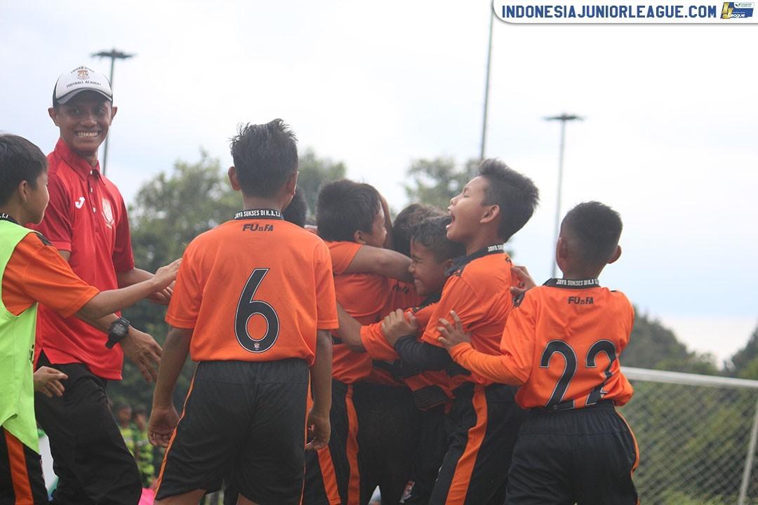 Usai Bekap Serpong Jaya, FU15FA Bina Sentra U-11 Kehabisan Bensin?