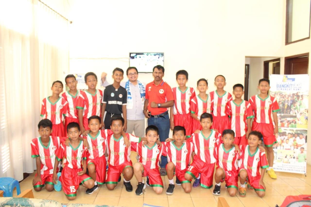 Disambut Ragunan Soccer School, IM Utara Alami Deja Vu