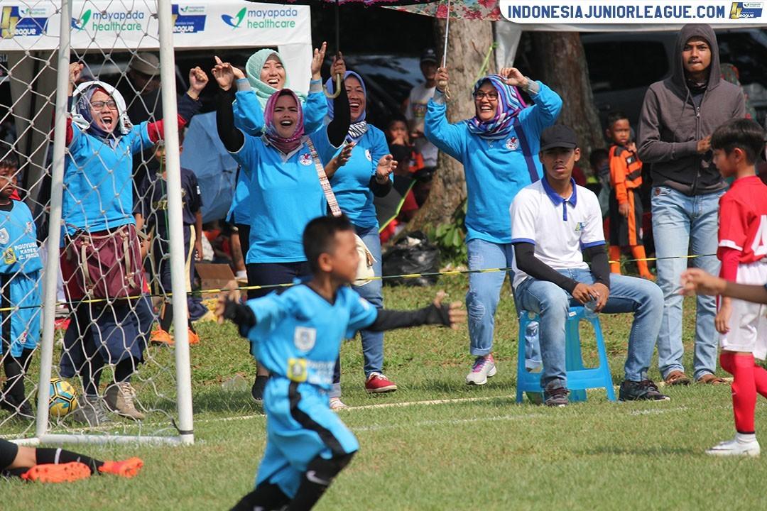 Parung Soccer School U-9 Beberkan Alasan Kenakan Jersey Warna Biru Langit
