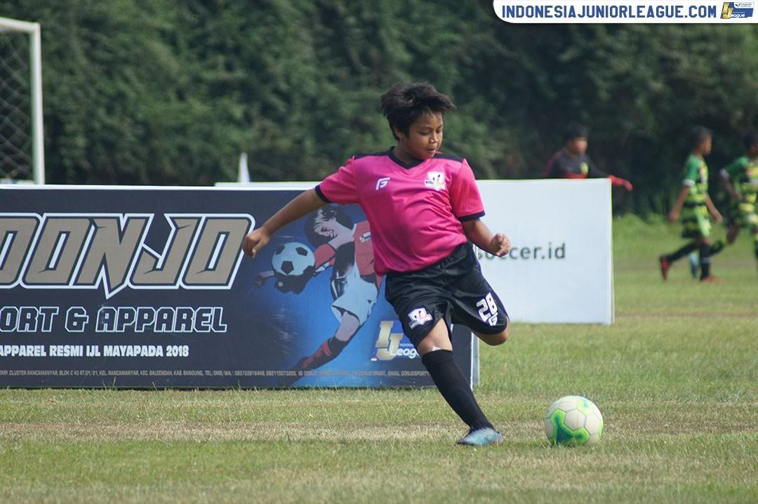 "Raynanda Syauqi Rachmanto; Si ""Bengal"" Penjaga Harapan Skuat Villa 2000 U-11"