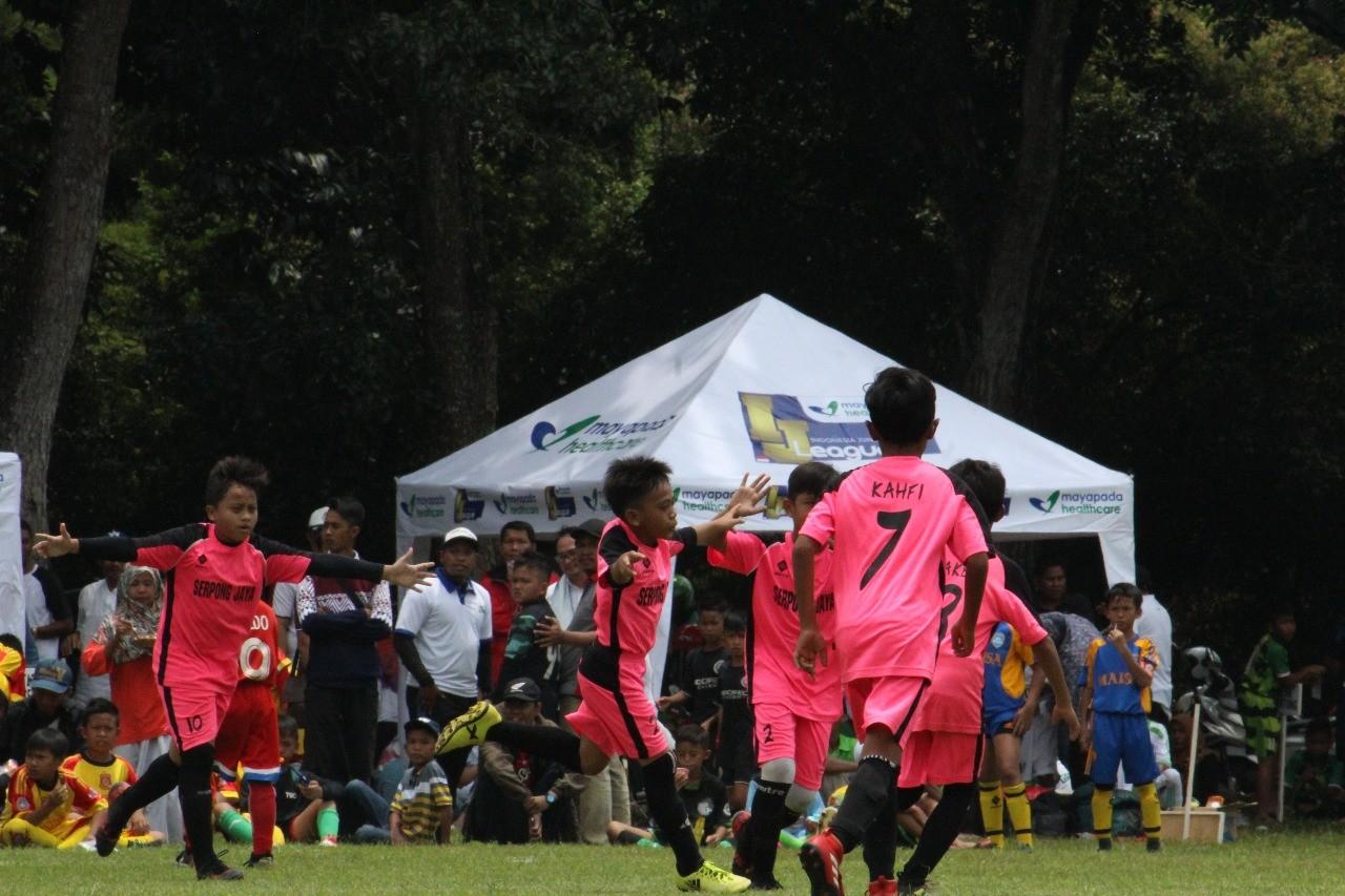Tumbangnya Sang Juara Bertahan dan Comeback Manis Serpong Jaya U-11