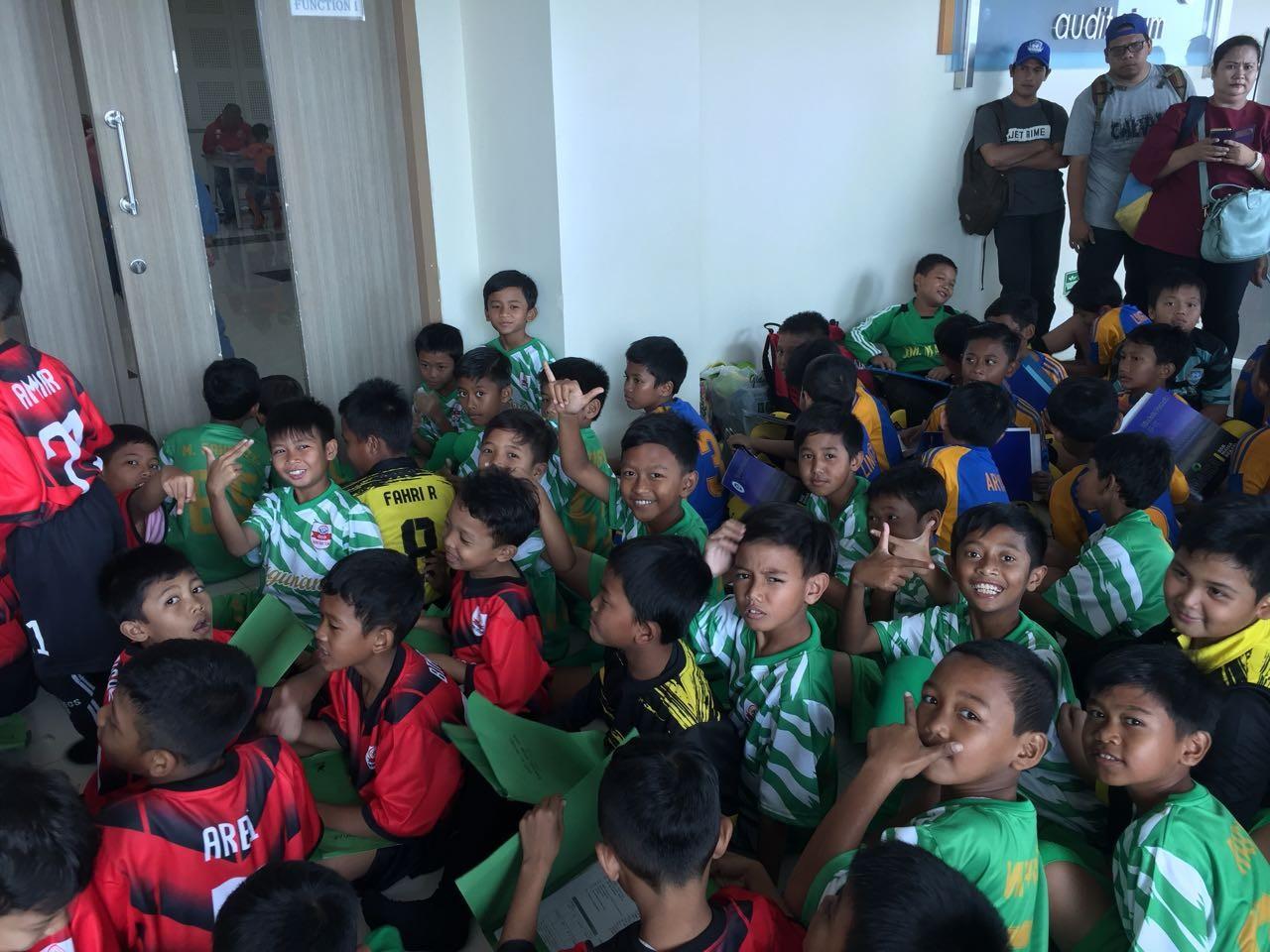 Kloter Kedua Screening Pemain IJL Mayapada 2018; Antusiasme Tinggi Tak Henti Mewarnai