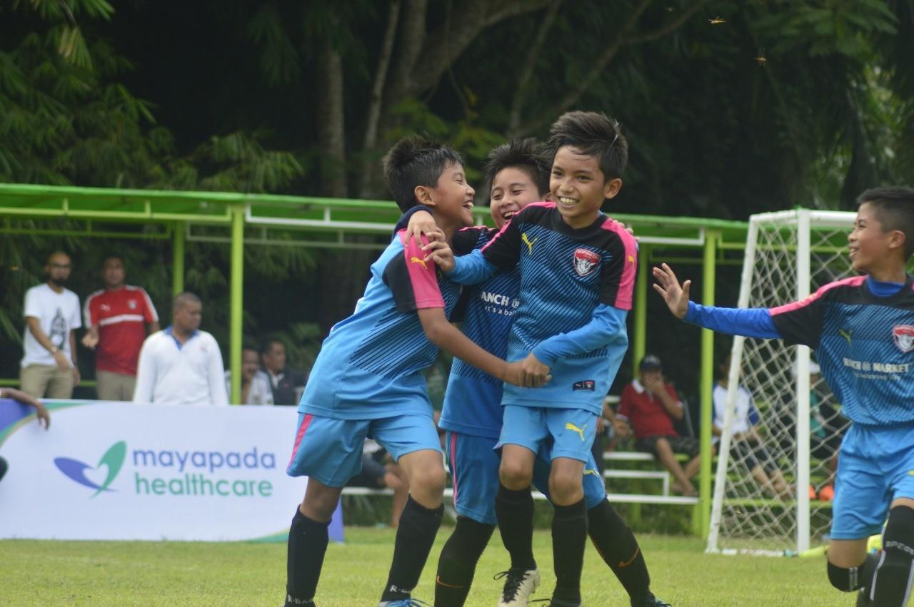 Serpong City Soccer School U-11 Ogah Jadi Sasaran Pelampiasan Fu15FA Bina Sentra