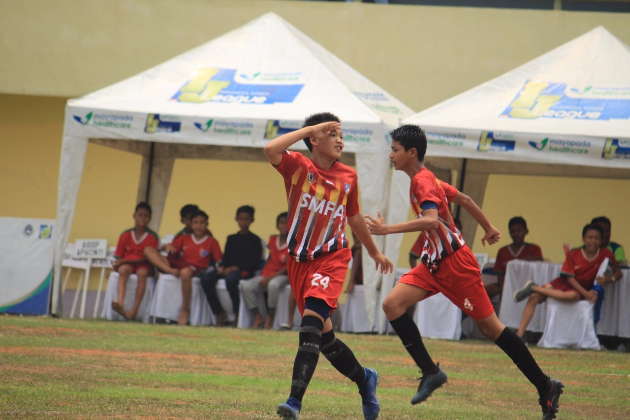 Buyarkan Kemenangan Garec's, Pelatih SMFA Dibuat Deg-degan