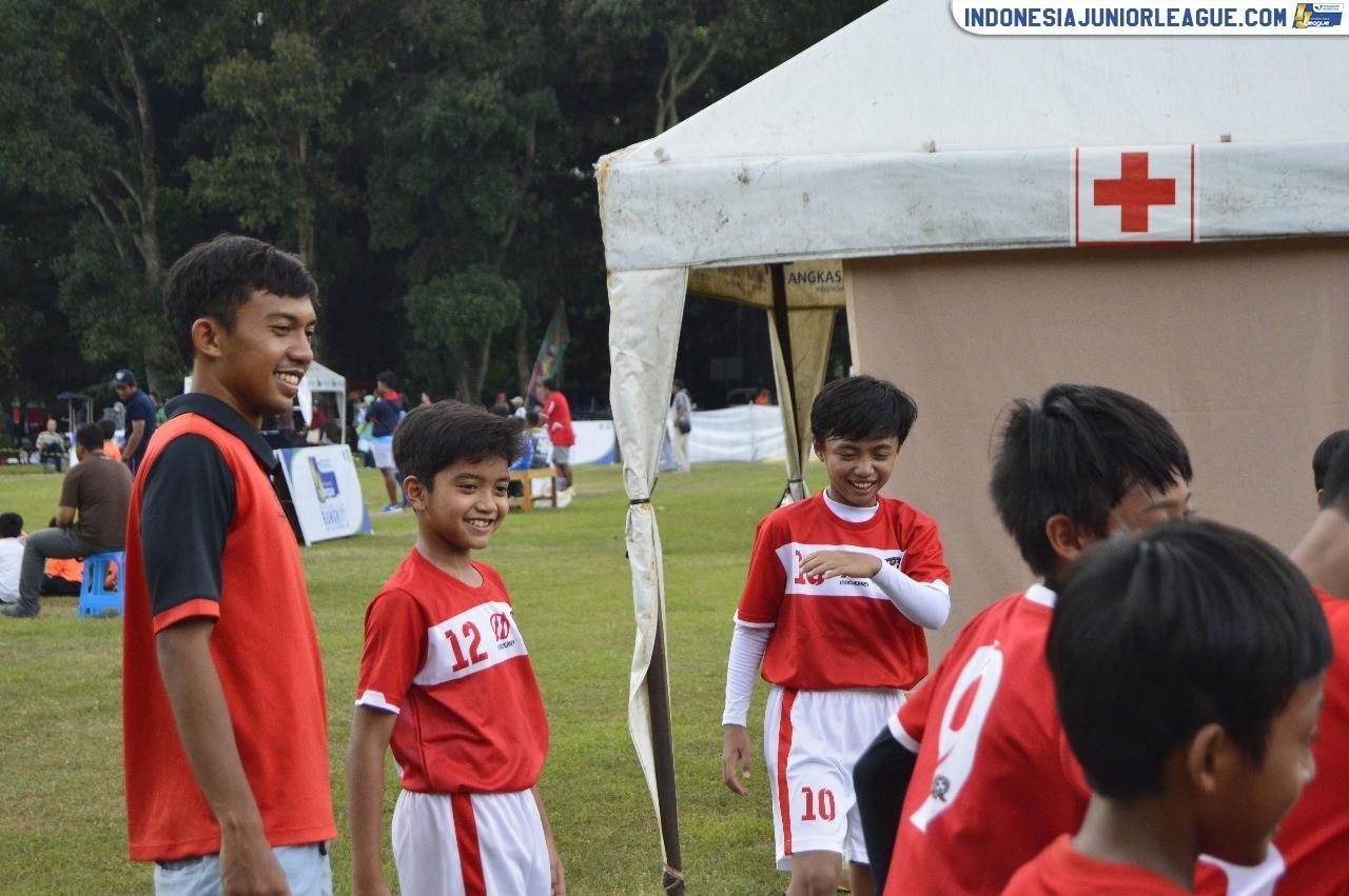 Umara M Sakhi Mulai Unjuk Gigi, Pelatih Indonesia Rising Star Tak Ragu Angkat Topi