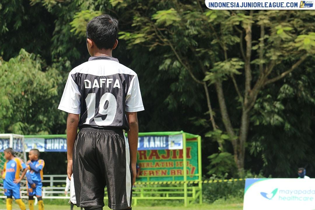 Urusan Duel Bola Udara, Daffa Zaidansyah Jagonya